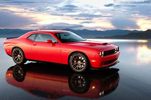 Click here to open the Dodge Challenger SRT Hellcat gallery