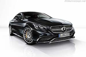 Click here to open the Mercedes-Benz S 65 AMG Coupé gallery