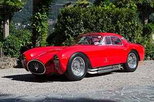 Click here to open the Maserati A6GCS/53 Pinin Farina Berlinetta gallery