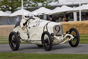 Click here to open the Mercedes 18/100 Grand Prix  gallery