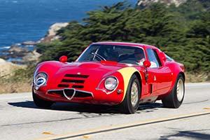 Click here to open the Alfa Romeo Giulia TZ2  gallery