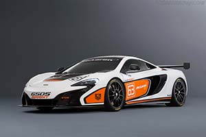 Click here to open the McLaren 650S Sprint gallery