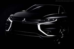Click here to open the Mitsubishi Outlander PHEV Concept-S gallery