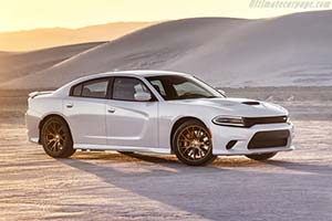 Click here to open the Dodge Charger SRT Hellcat gallery