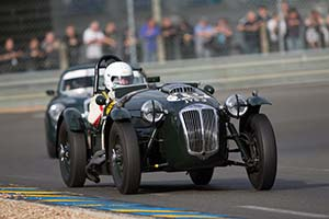Click here to open the Frazer Nash Le Mans Replica gallery
