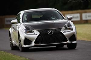 Click here to open the Lexus RC F gallery