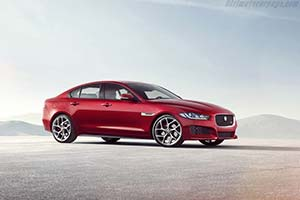 Click here to open the Jaguar XE S gallery