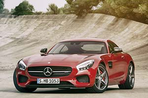 Click here to open the Mercedes-AMG GT gallery