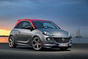 Click here to open the Opel Adam S gallery