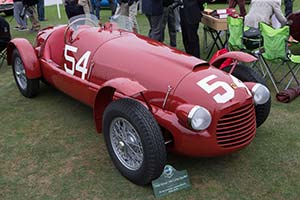 Click here to open the Ferrari 166 Spyder Corsa  gallery
