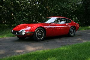 Click here to open the Toyota 2000GT gallery