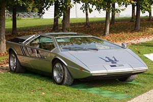 Click here to open the Maserati Boomerang gallery