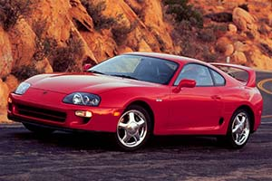 Click here to open the Toyota Supra IV Turbo gallery
