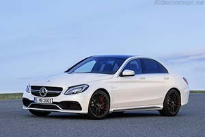 Click here to open the Mercedes-AMG C 63 S gallery