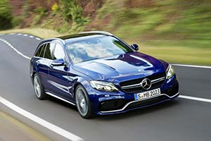 Click here to open the Mercedes-AMG C 63 S Estate gallery