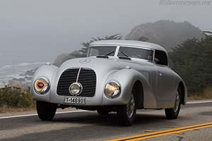 Click here to open the Mercedes-Benz 540 K Streamliner gallery