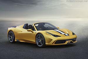 Click here to open the Ferrari 458 Speciale A gallery