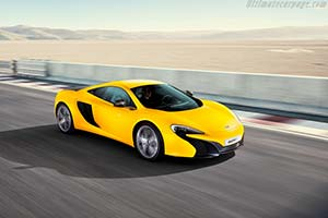 Click here to open the McLaren 625C Coupe gallery