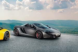 Click here to open the McLaren 625C Spider gallery