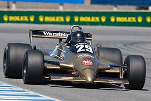 Click here to open the Arrows A3 Cosworth  gallery