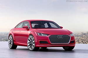 Click here to open the Audi TT Sportback Concept gallery