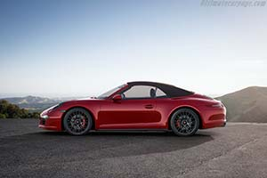 Click here to open the Porsche 911 Carrera GTS Cabriolet gallery