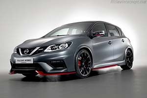 Click here to open the Nissan Pulsar Nismo Concept gallery