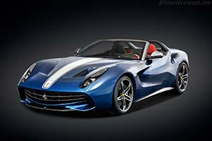 Click here to open the Ferrari F60America gallery