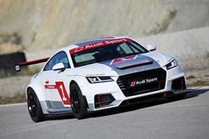 Click here to open the Audi TT cup gallery