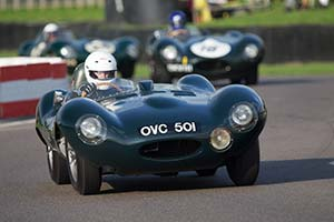 Click here to open the Jaguar D-Type Works gallery