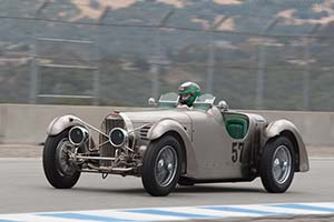 Click here to open the Bugatti Type 57 S Torpedo Competition gallery