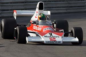 Click here to open the McLaren M23 Cosworth  gallery