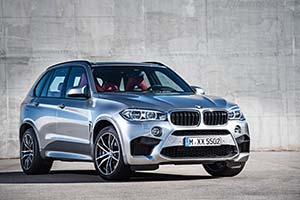 Click here to open the BMW X5 M gallery