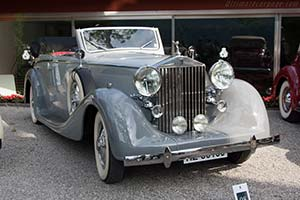 Click here to open the Rolls-Royce Phantom III Voll & Ruhrbeck Cabriolet gallery