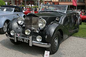 Click here to open the Rolls-Royce Phantom III Mulliner All-Weather Tourer  gallery