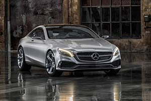 Click here to open the Mercedes-Benz Concept S-Class Coupé gallery