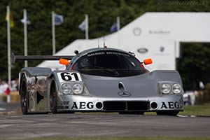 Click here to open the Sauber Mercedes C9 gallery