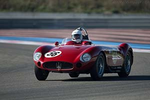Click here to open the Maserati 300S  gallery
