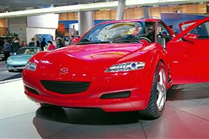 2001 Mazda RX-8 - Images, Specifications and Information