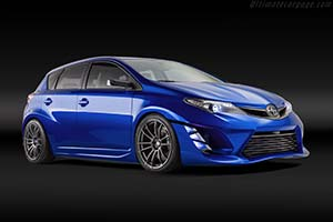 Click here to open the Scion iM Concept gallery