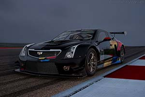 Click here to open the Cadillac ATS-V.R gallery