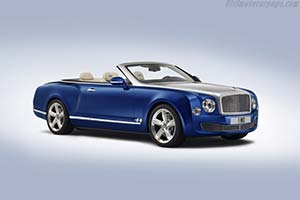 Click here to open the Bentley Grand Convertible gallery