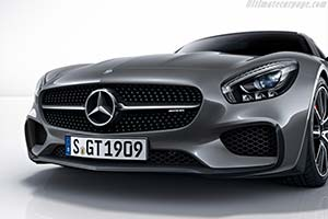 Click here to open the Mercedes-AMG GT S gallery