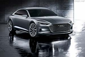 Click here to open the Audi Prologue Show Car gallery