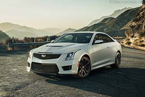 Click here to open the Cadillac ATS-V Coupe gallery