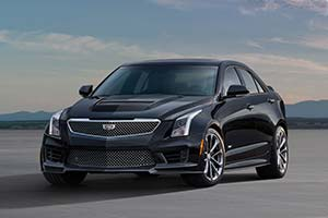 Click here to open the Cadillac ATS-V Sedan gallery