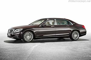 Click here to open the Mercedes-Maybach S 600 gallery