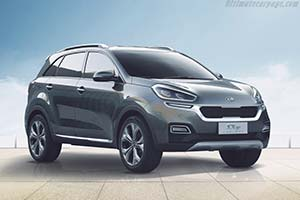 Click here to open the Kia KX3 Concept gallery