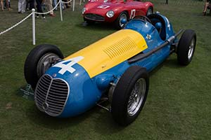 Click here to open the Maserati 4CLT gallery