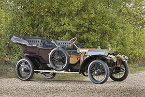 Click here to open the Mercedes 35 hp Roi des Belges Tourer gallery